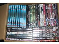 Collection of 39 Anime DVDs