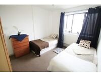 Lovely Twin Room in Zone 2, ALL BILLS INCLUDED!! close to Camden Road, ref:96D