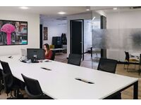 Desk Space to Rent in Buzzing Office Based On Old Street Roundabout