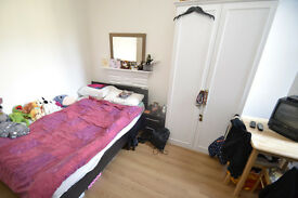 A newly refurbished studio flat with own shower, sharing w/c with one other flat.