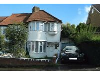 THREE BEDROOM END OF TERRACE HOUSE TO RENT, COLINDALE NW9