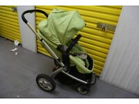 MY4 Mothercare Light green pushchair light weight great use