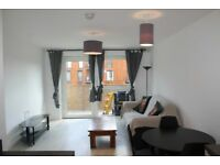 Moderm 4th floor 1 bed apartment with separate shower and bath - Surrey quays / Canada water SE8