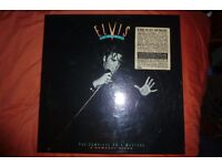 Elvis Presley 5 CD boxset - 'The King of Rock 'n'Roll - The Complete 50's Masters