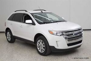 2011 Ford Edge Limited, LEATHER BACK-UP CAM  **NO ADMIN FEE, FIN