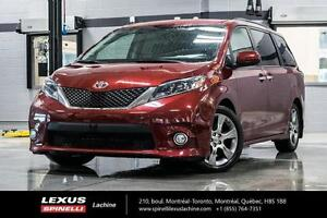 2015 Toyota Sienna SE VERY CLEAN-LOW MILEAGE