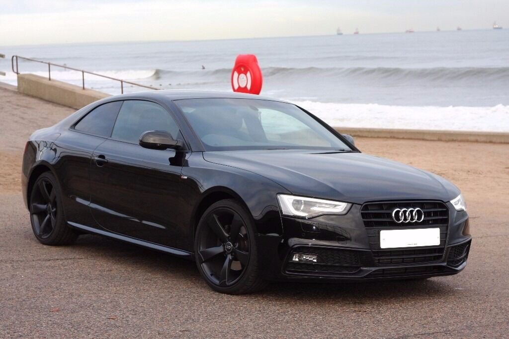 audi a5 coupe 2 0 tdi s line black edition 18000 or swap to lhd in aberdeen gumtree. Black Bedroom Furniture Sets. Home Design Ideas