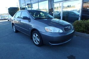 2008 Toyota Corolla SE WITH MOONROOF & ALLOYS