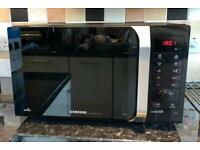 Samsung Combination Microwave Oven Black