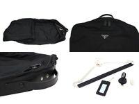 Prada Men Garment Bag Holds 5 Suits
