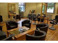 Men's hairdresser or barber
