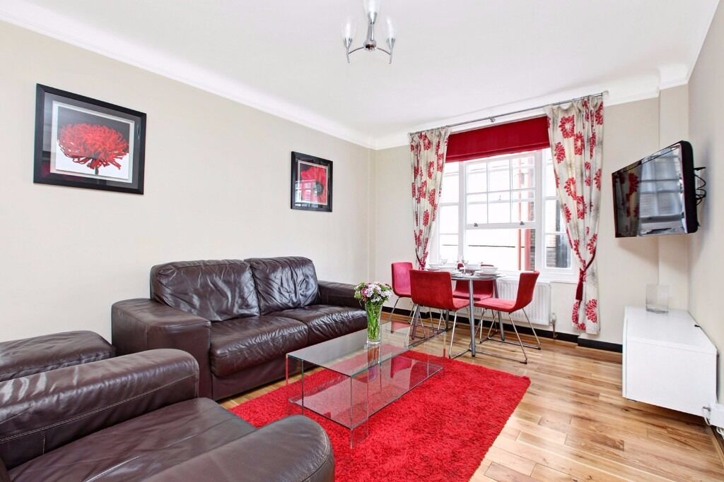 ** Stunning Two Bedroom Flat in Marble Arch *** 24hr Porter *** Available Now !!!