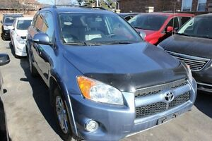2010 Toyota RAV4 Limited Loaded Leather Sunroof