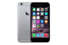 Apple iPhone 6s Space Grey 16GB SimFree Unlocked any Network Phone Only mint condition