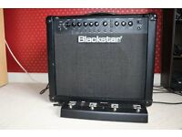 Blackstar ID30 TVP, plus Blackstar FS10 controller footswitch