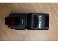 Canon speedlite 580 EX 2