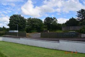Open Storage Yard to Rent near Coleraine