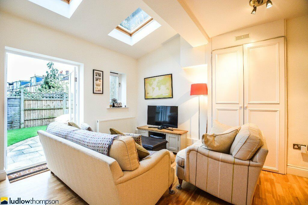Immaculate Edwardian Ground Floor Conversion Apartment With