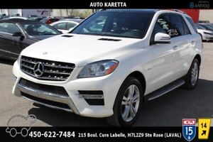 2012 Mercedes-Benz M-Class ML350 BT NAVI/CAMERA/PANORAMIC/XENON/