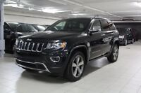 2015 Jeep Grand Cherokee LIMITED 4X4 *CUIR/TOIT/NAV*