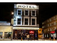 &&& Full time Chef de Partie & Kitchen Porter needed For busy Gastro Pub in Camden Town