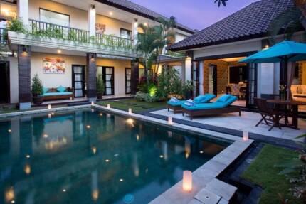 Bali Villa Seminyak  3 bed private pool