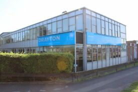 Office rental 1000-3400 sq ft in Reading, near Green Park, Junction 11 M4