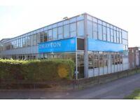 Office rental 1000-3400 sq ft in Reading, near Green Park, Junction 11 M4