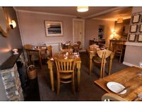 Prep Chef / Kitchen Assistant for Scorrybreac, A Small Fine Dining Restaurant on Skye