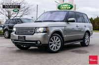 2012 Land Rover RANGE ROVER SUPERCHARGED HSE Luxury