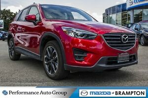 2016 Mazda CX-5 GT - NAVI|CAM|LEATHER|BLUETOOTH|BOSE|ROOF