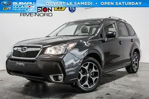 2015 Subaru Forester XT Touring TOIT.PANO+MAGS+SIEGES.CHAUFFANTS
