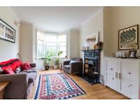 Gorgeous two double bed Victorian terraced house with lovely garden in the heart of the East Dulwich