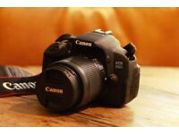 Canon 700d and 18-55mm lens - Perfect Condition