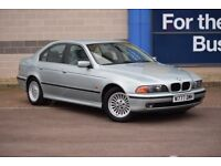 BMW 5 SERIES 523i SE AUTO - LOW MILEAGE, FULL SERVICE, LUCKY REG: N777 DMH