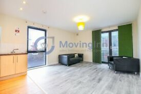 Newly Refurbished Modern 1 bed Apartment in the heart of Croydon. Part Furnished.
