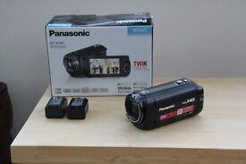 Panasonic HC-W580 Twin Camera