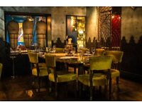 Waiter/Waitress in Mayfair, Piccadilly