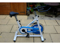 Bodymax spin exercise bike