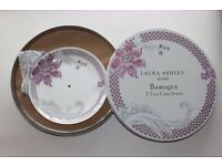 laura ashley cake stand