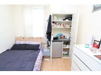 DOUBLE ROOM TO RENT IN HOUSE SHARE - TURNPIKE LANE - N8 0ET - LONDON