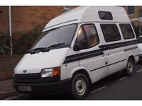 Ford Transit Campervan High-Top SWB