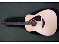 Yamaha FG700MS Guitar Brand New