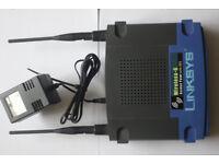 Linksys Wireless-G Access Point