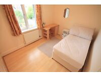 SINGLE ROOM INCLUDING BILLS - ON POOLE - BOURNEMOUTH BORDER