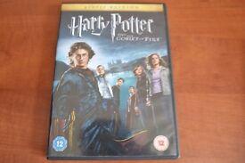 Harry Porter DVD's - 3 movies