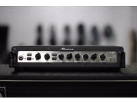 Ampeg Portaflex PF-500 head (Ampeg SVT410 HLF Bass Cab also available)