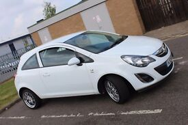 Vauxhall Corsa D Active 2012 1.2 84BHP in fantastic condition, Low miles, cheap to run