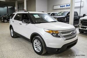 2013 Ford Explorer XLT w/LEATHER, SUNROOF, NAV  *CLEAN CARPROOF*