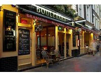 Boulevard Brasserie, Covent Garden requires Assistant Restaurant Manager OTE 30k
